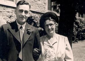 34 bert and Ede Fletcher