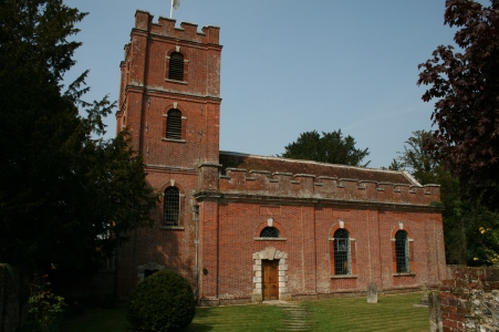 Parish Church at Avington