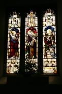 Inside Bishops Waltham church