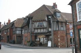 Bar and Cafe at Bishops Waltham