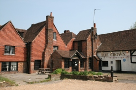 The Crown Inn at Bishops Waltham