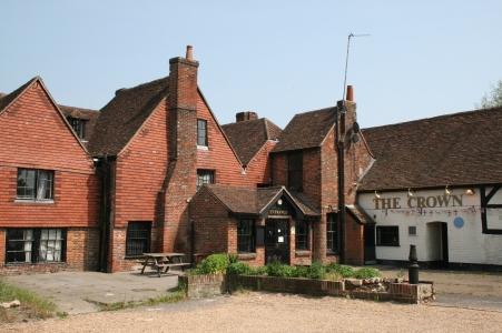 The Crown Inn at Bishops Waltham