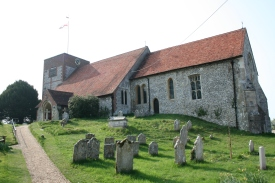 Cheriton Parish Church of St Michael's and All Angels