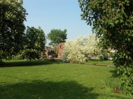 Cheriton village green