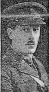 Dion Titheradge (b1889 d 1934) take during first world war
