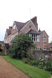 Old house at Droxford