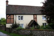 Old Houses at Droxford