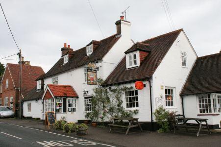 Village pub at Droxford