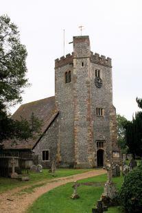 Droxford Church