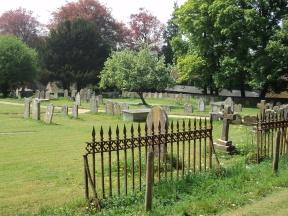 Churchyard at West Meon Parish Church