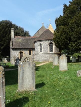 Swanmore Parish Church