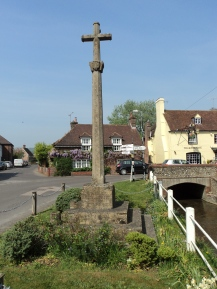 War Memorial at East Meon