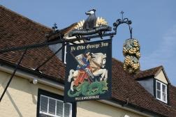 Old George Inn at East Meon