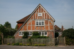 Old house at East Meon