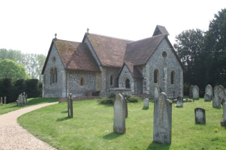 Church at Itchen Abbas