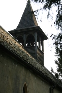 Bell Tower at Kilmeston Church