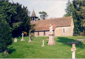 Kilmeston St Andrews in 1992