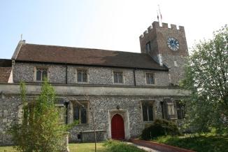 St John the Baptist Church New Alresford