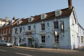 The Swan Hotel, West Street, New Alresford