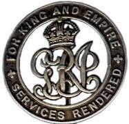 silver war medal