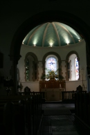 Inside St Barnabas Church Swanmore