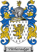 Titheradge coat of arms
