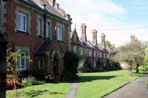 St John's alms houses Winchester