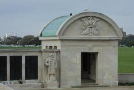 Naval Memorial at Portsmouth