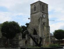 Ruins of Holy Rood Church