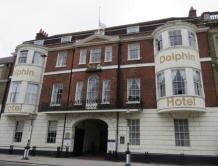 Southampton Dolphin Inn city's oldest hotel